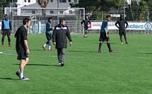 CA Bastia : Se concentrer sur Pau avant de penser à la Coupe !