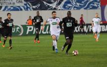 Coupe de France : Le CAB tombe la tête haute face à Angers (0-1)