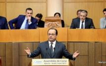 La visite du président de la République en Corse : Rien de neuf!