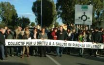 """Santé : Le Collectif """"Per a Salute in Piaghja Urientale"""" interpelle le président François Hollande"""