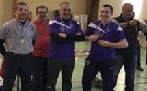 Championnat de Corse en salle de tir à l'arc : Deux titres pour Frédéric Rey