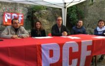 Législatives: Anissa-Flore Amziane candidate pour le PCF dans la première circonscription de Corse du Sud.