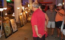 """L'opération """"Les nocturnes de l'art"""" renouvelée à L'Ile-Rousse"""