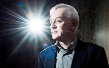 Jean Jouzel, prix Nobel de la Paix pour le climat, dimanche au Parc Galea...