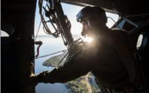 """Deux évacuations sanitaires effectuées par l'escadron d'hélicoptères 01.044 """"Solenzara"""""""