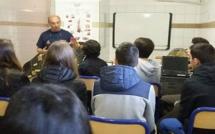 Salon des métiers agricoles 2017 à Sartene : Sensibiliser et susciter des vocations chez les jeunes.
