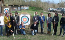 Furiani : Du tir à l'arc au féminin !