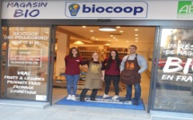 Le premier biocoop de Corse est à Ajaccio : Une philosophie de vie