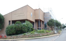 Travaux de réhabilitation  de la caserne de Gendarmerie de Calvi