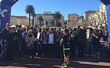 Bastia et la Marie Do ont marché en mémoire d'Armelle