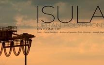 AGHJA, Concert d'ISULA le Vendredi 7 avril, à 21h00