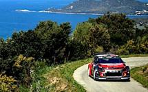 60e Tour de Corse : Chris Meeke (Citroën) devance Sébastien Ogier (Ford) et Thierry Neuville (Hyundai)