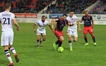 GFCA et Clermont-Ferrand se neutralisent (4/4) : Une mi-temps chacun
