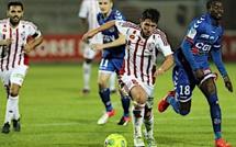 L'AC Ajaccio dominé à Strasbourg (4-2)