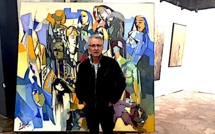 Rétrospective du peintre Jean Alfonsi à Bastia