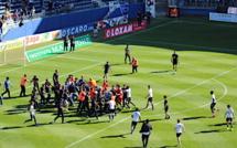 SCB-Lyon devant la commission de discipline : Furiani suspendu à titre conservatoire