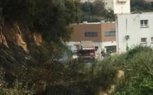 Ajaccio : 1500m² de maquis détruits près d'une résidence