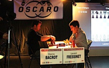 Le 14e Open International d'Echecs de Calvi à Etienne Bacrot