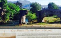 Cummemurazione di a  battaglia di Ponte-Novu l'8 di Maghju
