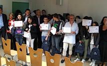 Bastia : Le collège Giraud obtient le label de qualité eTwinning.