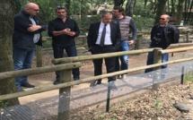 A Cupulatta: Le parc se dote d'un nouvel espace