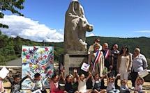 U Petrosu : Les enfants de l'école de Casa-Pieraggi célèbrent le 8-Mai