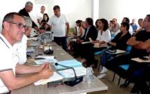 Corte : Le Syvadec a élu trois nouveaux vice-présidents