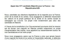 Législatives : Camille de Rocca Serra signe l'appel des candidats LR et UDI aux législatives