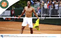 Tennis : Laurent Lokoli dans le grand tableau de Roland-Garros