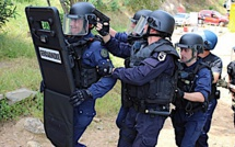 """L'exercice Corbell 17 de """"Terrorisme et Sécurité Civile"""" s'est poursuivi à Calvi et Calenzana"""