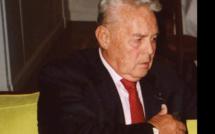 Monticellu : Hommage à José Battistini