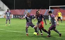 Brest irrésistible face au GFCA (6-2)