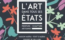 """""""L'Art dans tous ses états"""" au Fort d'Aleria jusqu'au 4 Juin"""