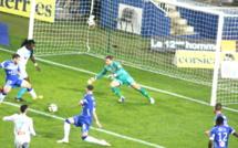 Retour en Ligue 2 pour le Sporting battu à Marseille (1-0)