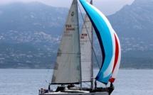 """""""Chaman J"""" en tête à Calvi de la 53ème Croisière bleue"""