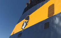 """C'est le 13ème navire de la Corsica Ferries : Escale inaugurale du """"Pascal Lota"""" le 15 Juin à Bastia"""