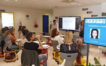 Ajaccio : Le Yoga en milieu scolaire pour capter la concentration des élèves