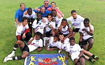 Football : Choisy-le-Roi champion de France UNSS minimes à Biguglia