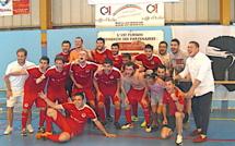 Futsal : Furiani surclasse Angoulême et accède à la D2