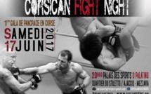 Pancrace : La Corsican Fight Night 1 ce weekend à Ajaccio
