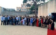 Lycée Saint-Paul : Le Château Bacciochi s'est animé lors du bal de fin d'année