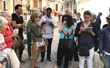 Réhabilitation de la Haute-Ville de Bonifacio : Des balades urbaines pour un projet concerté