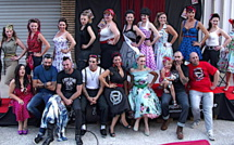 Furiani : Election de Miss Pin-Up Corse 2017