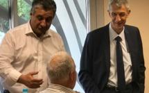 Michel Castellani fait l'unanimité au conseil municipal de Bastia