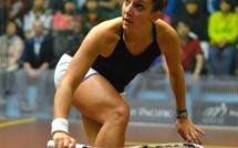 Camille Serme en vedette à l'Open International de Squash de l'Ile-Rousse