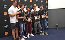 Le RC Lucciana second de la finale nationale de l'Orange rugby challenge