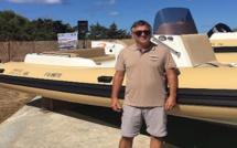 Fanale Marine :  Le premier semi- rigide corse est né