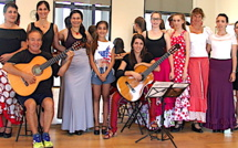 Biguglia à l'heure du flamenco le 4 juillet