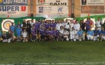 Tir à l'arc : Michael Sanna et Maïté Angelini vainqueurs à Calvi du souvenir Denis-Derond