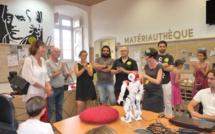"""Première Fab Fiera au Fab Lab de Corte : """"On est dans la perpétuelle logique de l'exploration"""""""